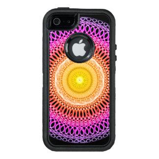 Eastern Mosaic Mandala OtterBox iPhone 5/5s/SE Case