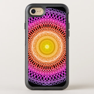 Eastern Mosaic Mandala OtterBox Symmetry iPhone 8/7 Case