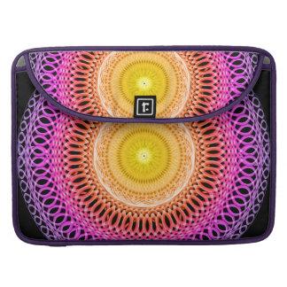 Eastern Mosaic Mandala Sleeves For MacBook Pro