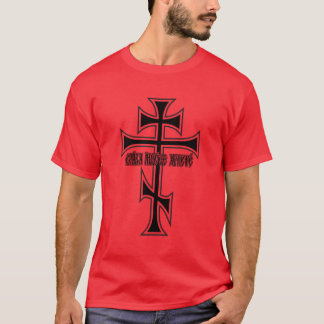 Eastern Orthodox Cross T-Shirt