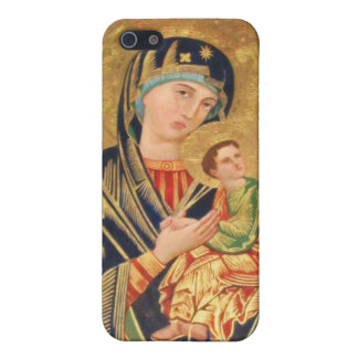 Eastern Orthodox icon of the Virgin Mary iPhone 5/5S Case