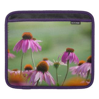 Eastern Purple Coneflowers iPad Sleeve