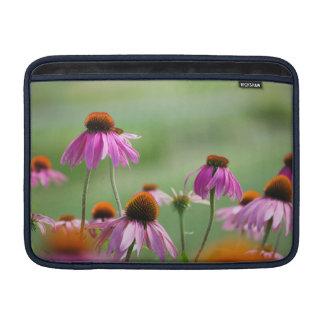 Eastern Purple Coneflowers MacBook Sleeve