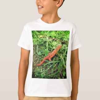 Eastern Salamander Eft T Shirt