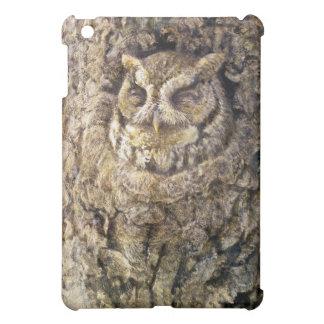 Eastern Screech Owl Case For The iPad Mini