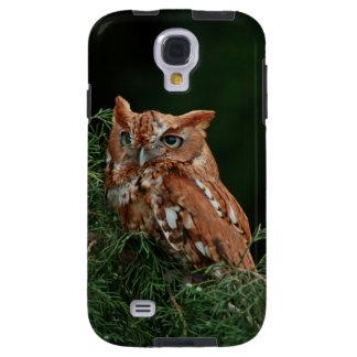 Eastern Screech Owl photo Galaxy S4 Case