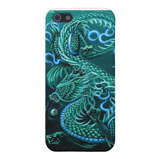 Eastern Sea Dragon iPhone 5/5S Cases