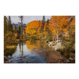 Eastern Sierra, Bishop Creek, California Outlet Poster