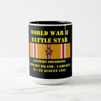 Eastern Solomons ( Stewart Island ) Campaign Two-Tone Mug