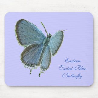 Eastern-Tailed Blue Butterfly Mousepad