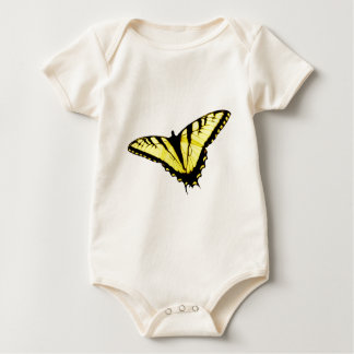 Eastern Tiger Swallowtail Butterfly Photo Baby Bodysuit