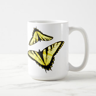 Eastern Tiger Swallowtail Butterfly Photo Basic White Mug