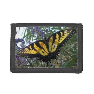 Eastern Tiger Swallowtail Butterfly Trifold Wallets