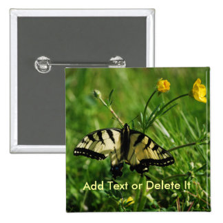 Eastern Tiger Swallowtail pin