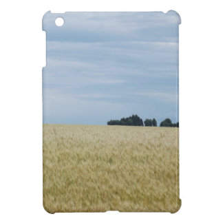 Eastern Washington Wheat Field Cover For The iPad Mini