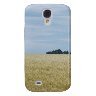 Eastern Washington Wheat Field Galaxy S4 Case