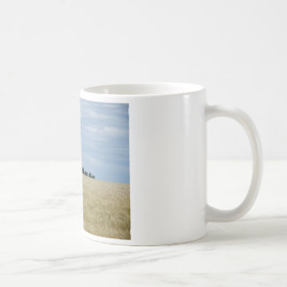 Eastern Washington Wheat Field Coffee Mugs