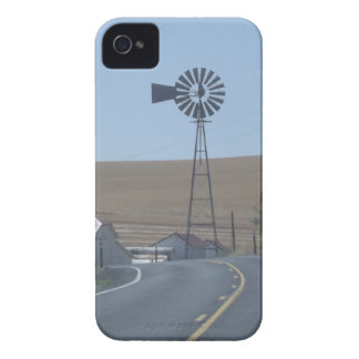 Eastern Washington Windmill iPhone 4 Cases