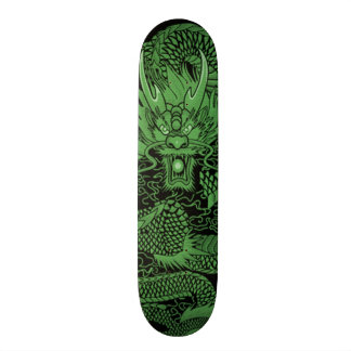 Eastern Yakuza Dragon Element Custom Pro Deck Skateboard Deck