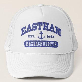 Eastham Massachusetts Trucker Hat