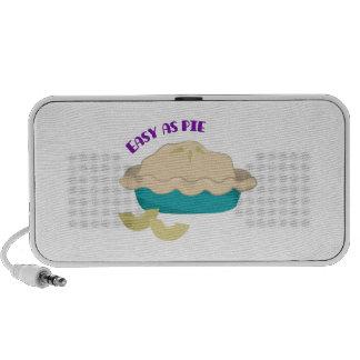 Easy As Pie iPhone Speakers