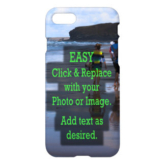 Easy Click and Replace Photo to Make Your Own iPhone 8/7 Case