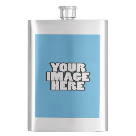 Easy Make Your Own Custom Personalised Hip Flask