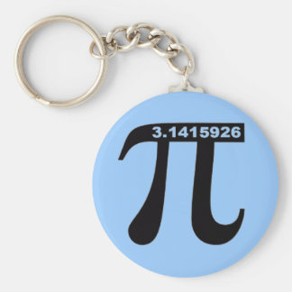 Easy-on-the-Budget Pi Keychain
