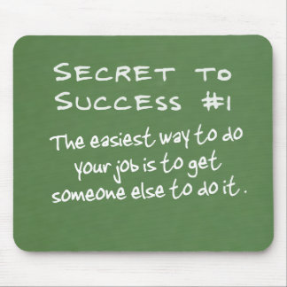 Easy path to success (2) mouse pad