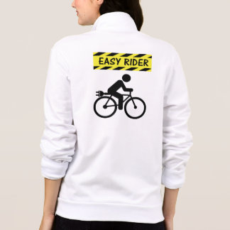 """""""Easy rider"""" ebike cycling jackets for women"""