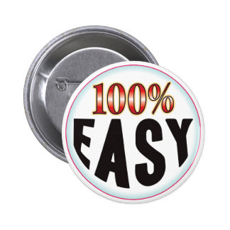 Easy Tag 6 Cm Round Badge