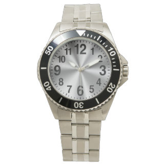 Easy to Read Watches for Seniors with BIG NUMBERS