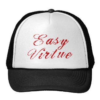 Easy Virtue Mesh Hat