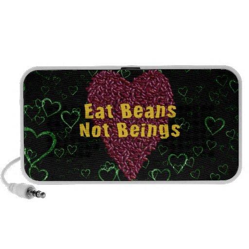 Eat Beans Not Beings Mp3 Speaker