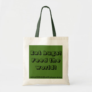 Eat Bugs and Feed the World!