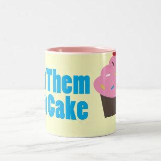 Eat Cake Mugs