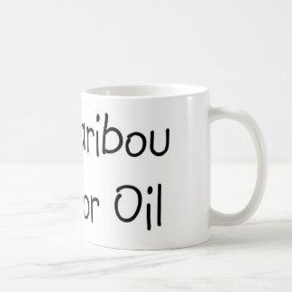 Eat Caribou Coffee Mug