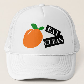Eat Clean Truck Hat