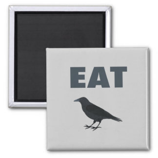 Eat Crow Magnet