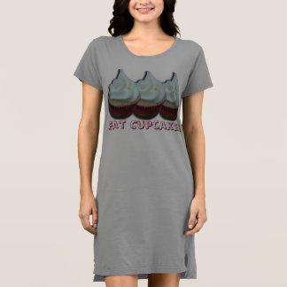 Eat Cupcakes T-shirt Dress
