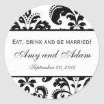 Eat, Drink, and be Married Wedding