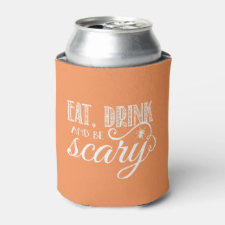 Eat, Drink and Be Scary Halloween Party Favor