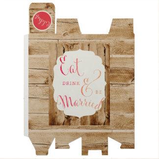 Eat,Drink, & Be Married Celebrate Wine Box