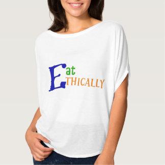 Eat Ethically T-Shirt