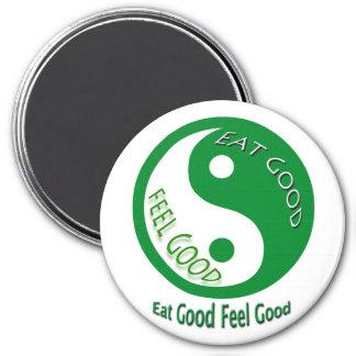 Eat Good Feel Good Diet Motivational Health Magnet