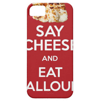 EAT HALLOUMI GREEK CHEESE iPhone 5 CASE