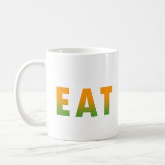 Eat Healthy Coffee Mug