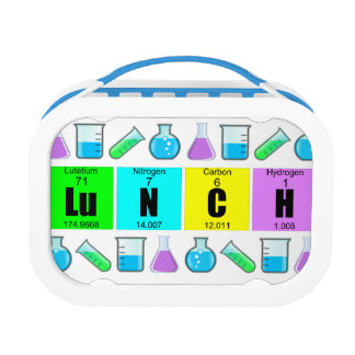 Eat Lunch Periodically Lunch Boxes