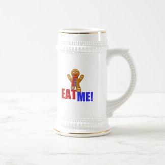 EAT ME Gingerbread Man - Original Colors Mug