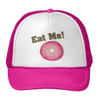 Eat Me! Hat -Pink